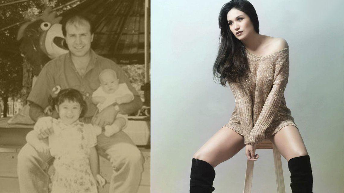 Conocé a la hija hot de Quique Antequera, la Princesita de La Salada