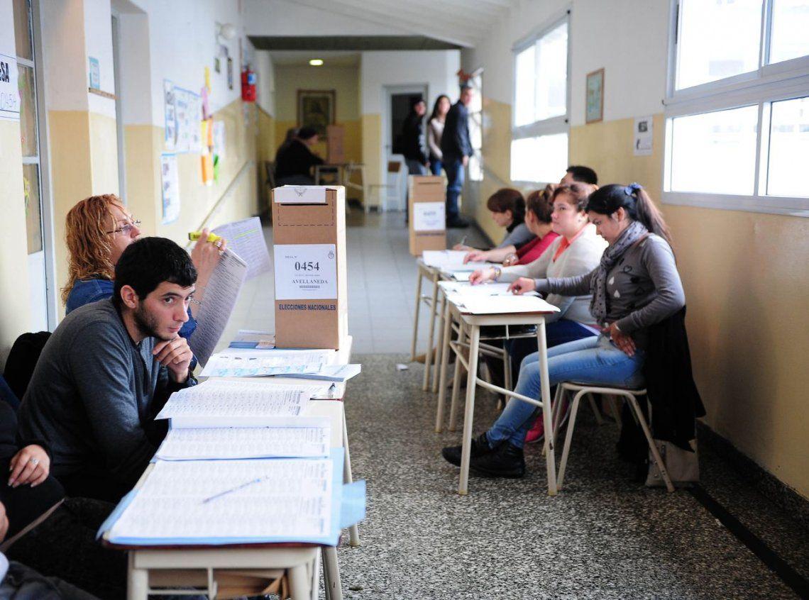 Dónde votan los precandidatos de las PASO: todos los detalles