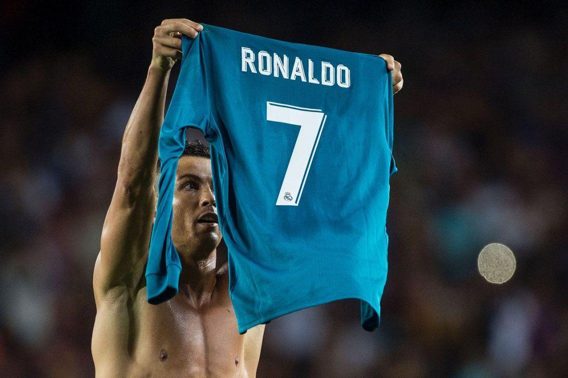 Real Madrid venció a Barcelona en un partido lleno de emociones