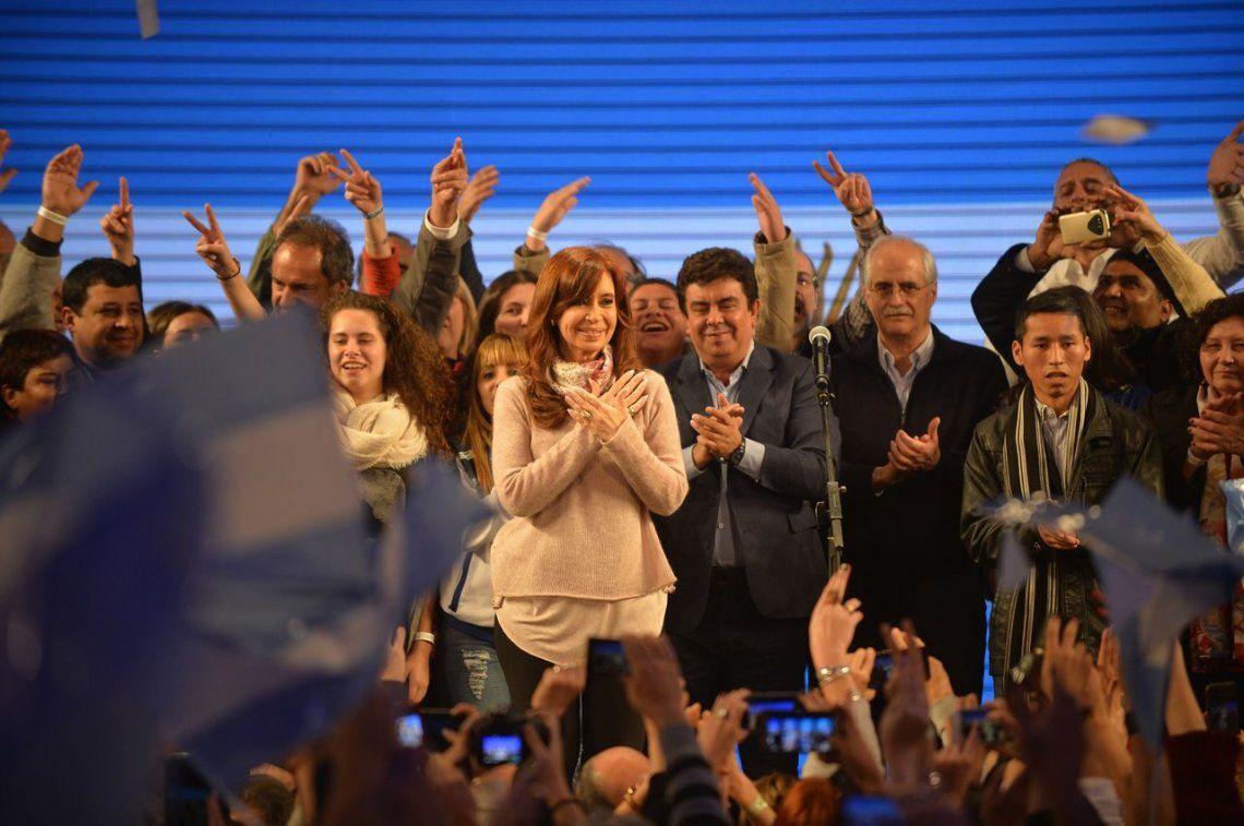 Cristina: Pretenden manipular el resultado electoral