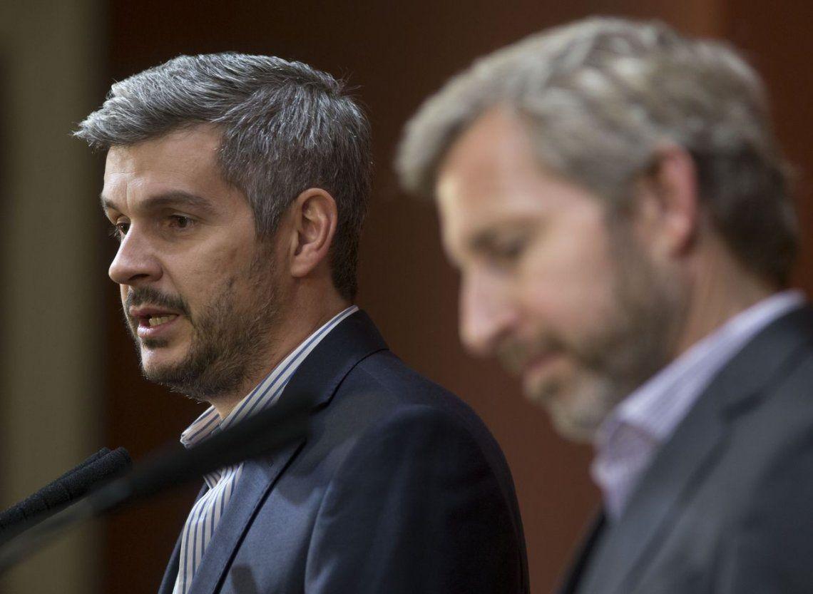Marcos Peña: Queremos la boleta única electrónica