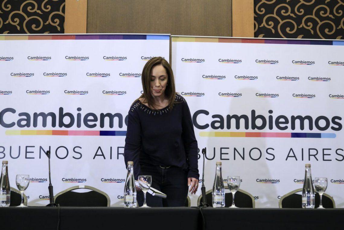 Vidal: A lo mejor Cristina está decepcionada porque esperaba sacar más votos