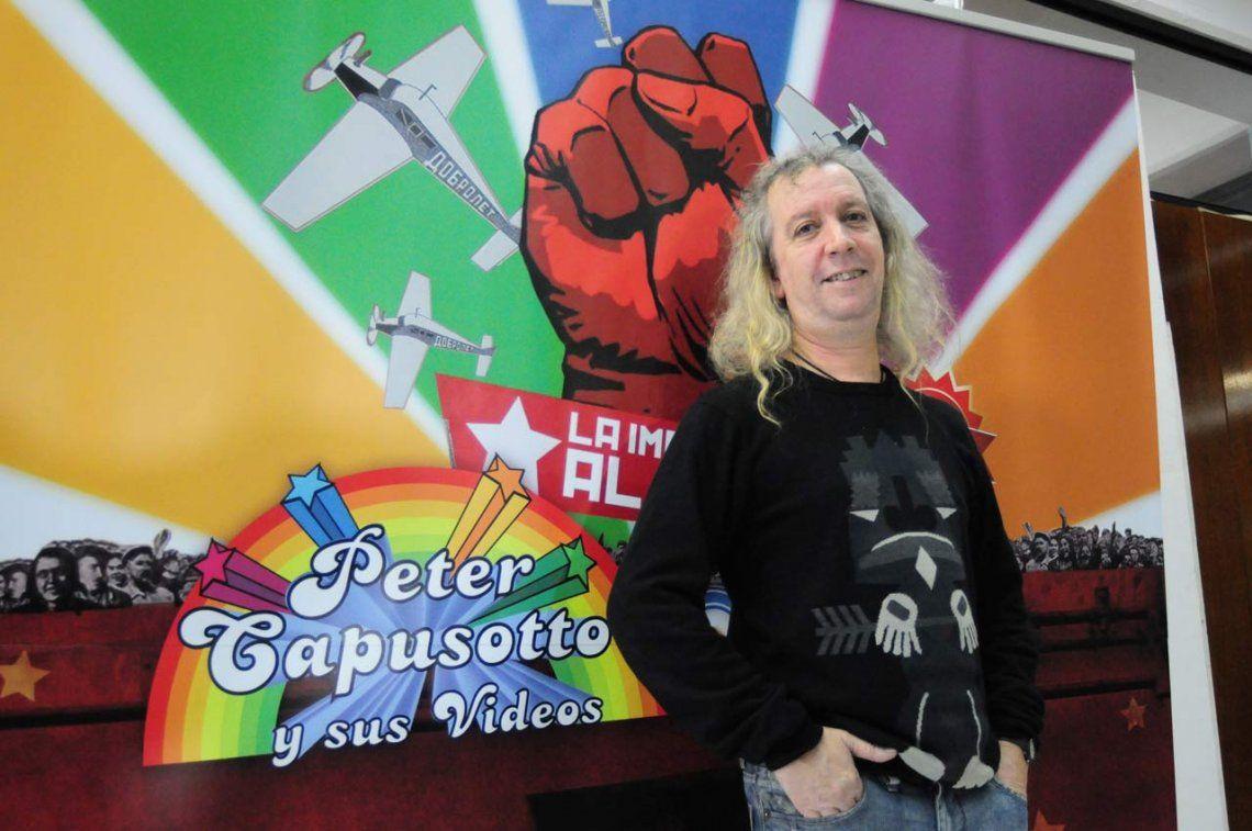 Vuelve Peter Capusotto para competir con Susana y Lanata