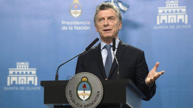 Macri recibe al titular del Banco Mundial