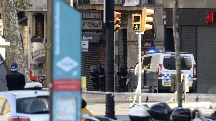 El atentado en Barcelona y un patrón similar al de otros ataques en Europa