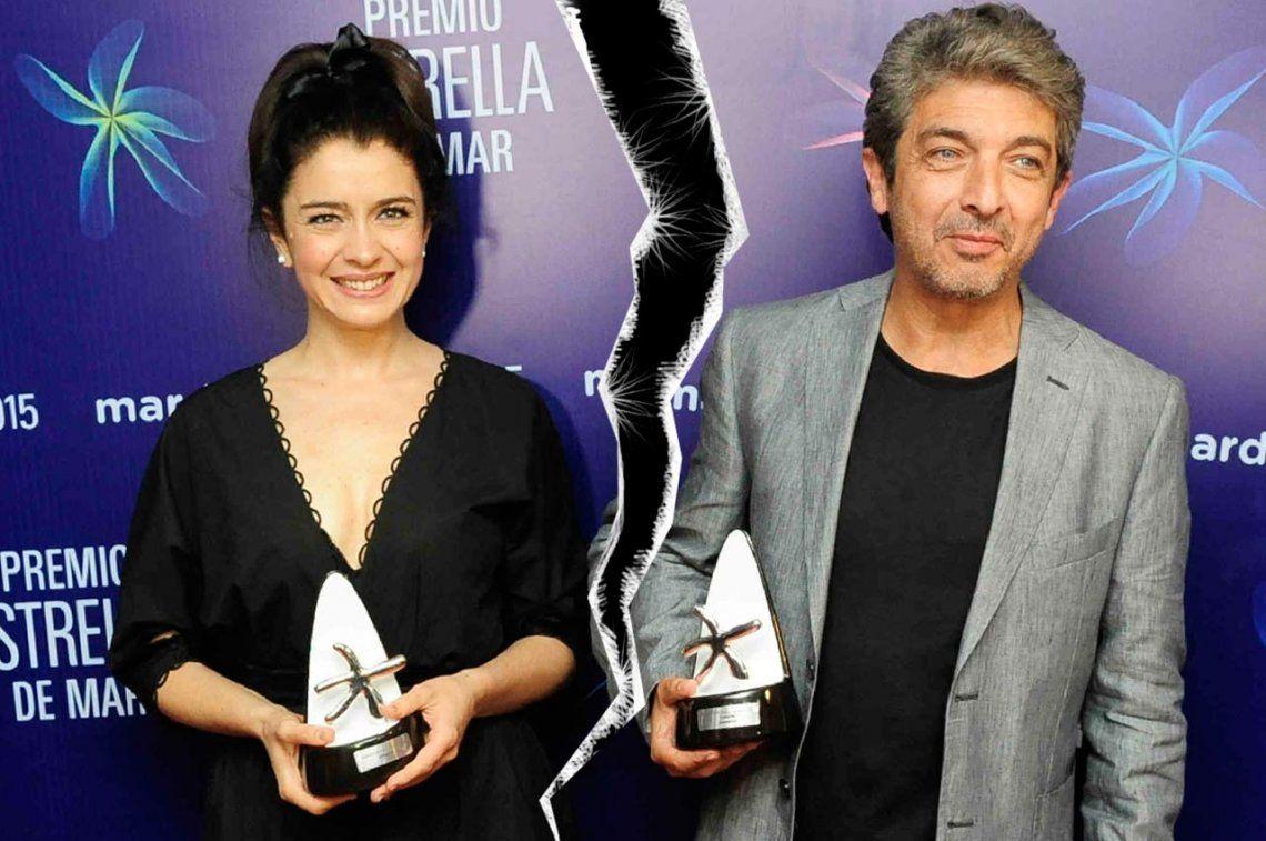 Érica Rivas respaldó a la modelo que denunció por abuso sexual a Ricardo Darín