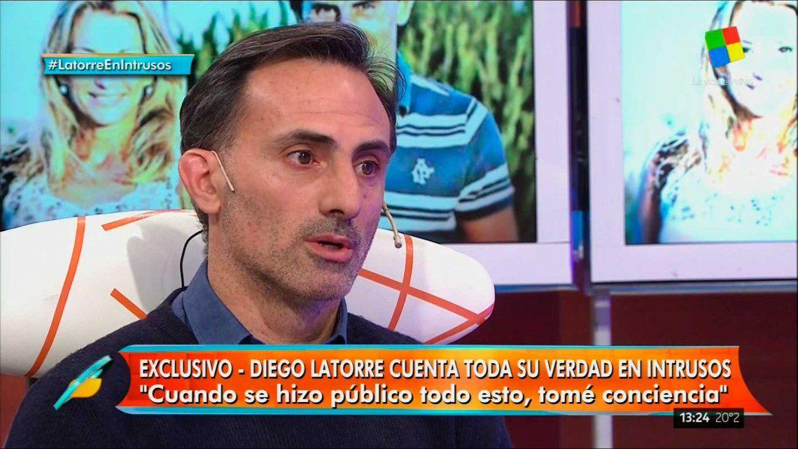 Resultado de imagen para DIEGO LATORRE INTRUSOS