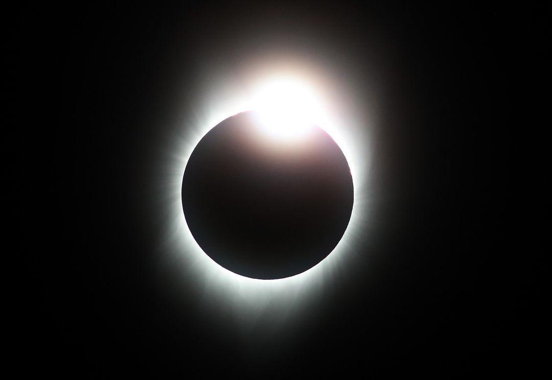 Hoy habrá un eclipse parcial de Sol