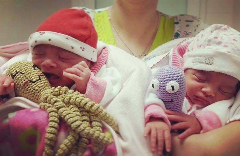 Novedosa iniciativa para bebés en el hospital Penna