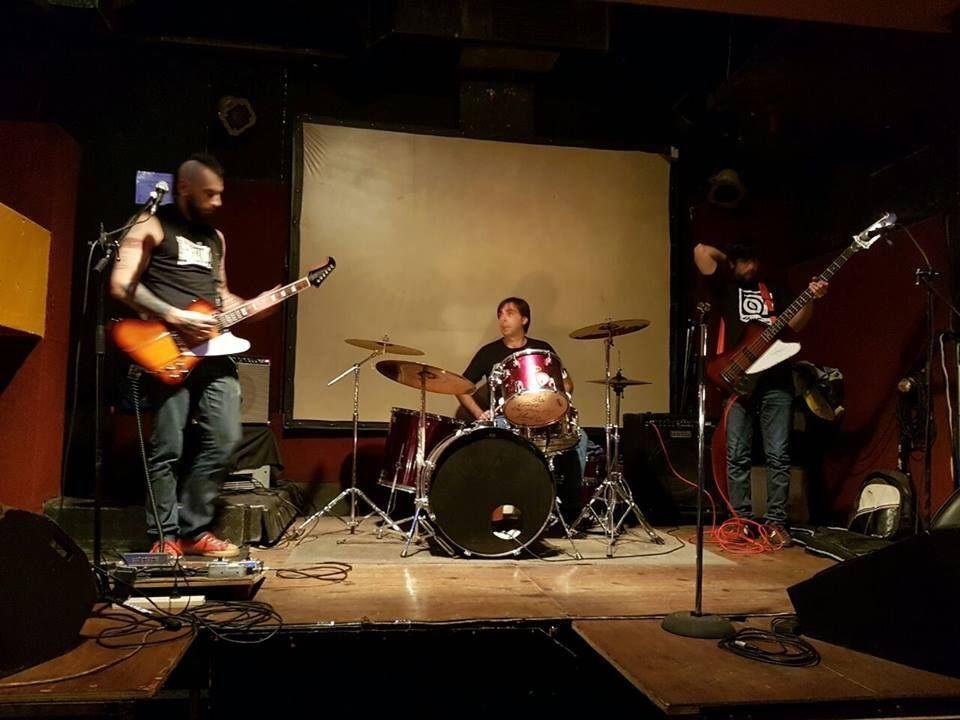 13 años de música con el trío Matungos Rock