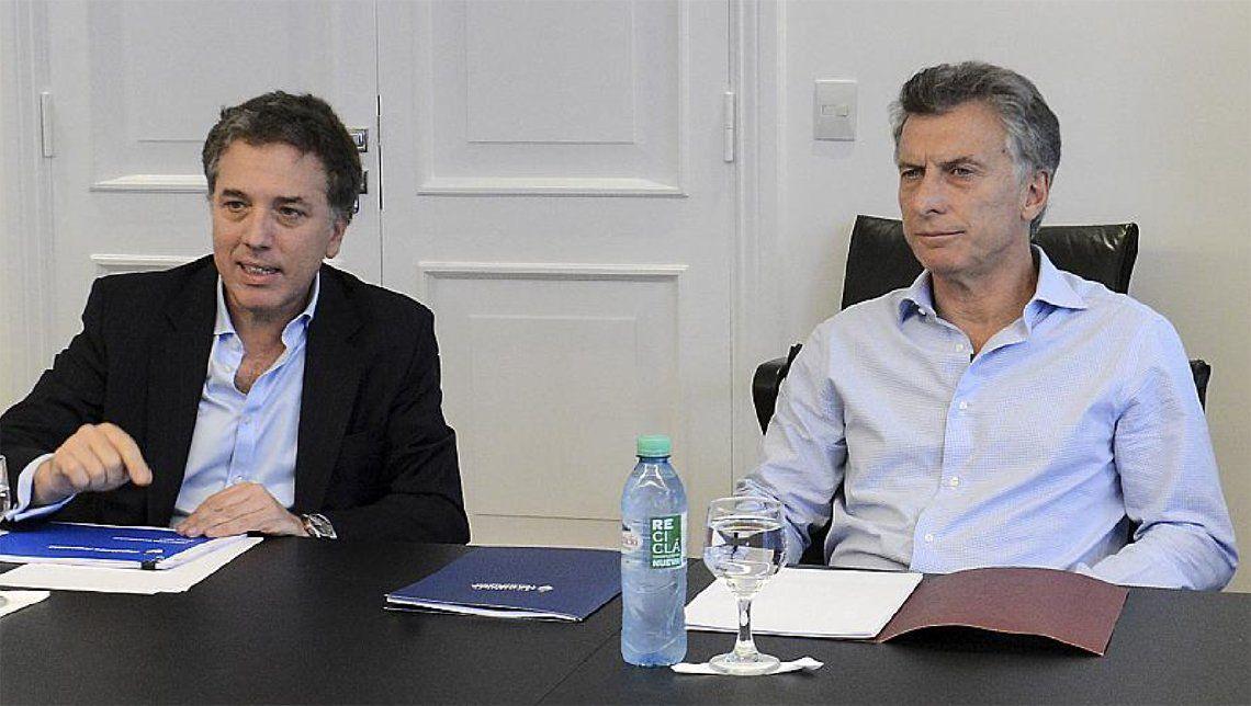 Macri y Dujovne analizan el acuerdo con el FMI y la disparada del dólar