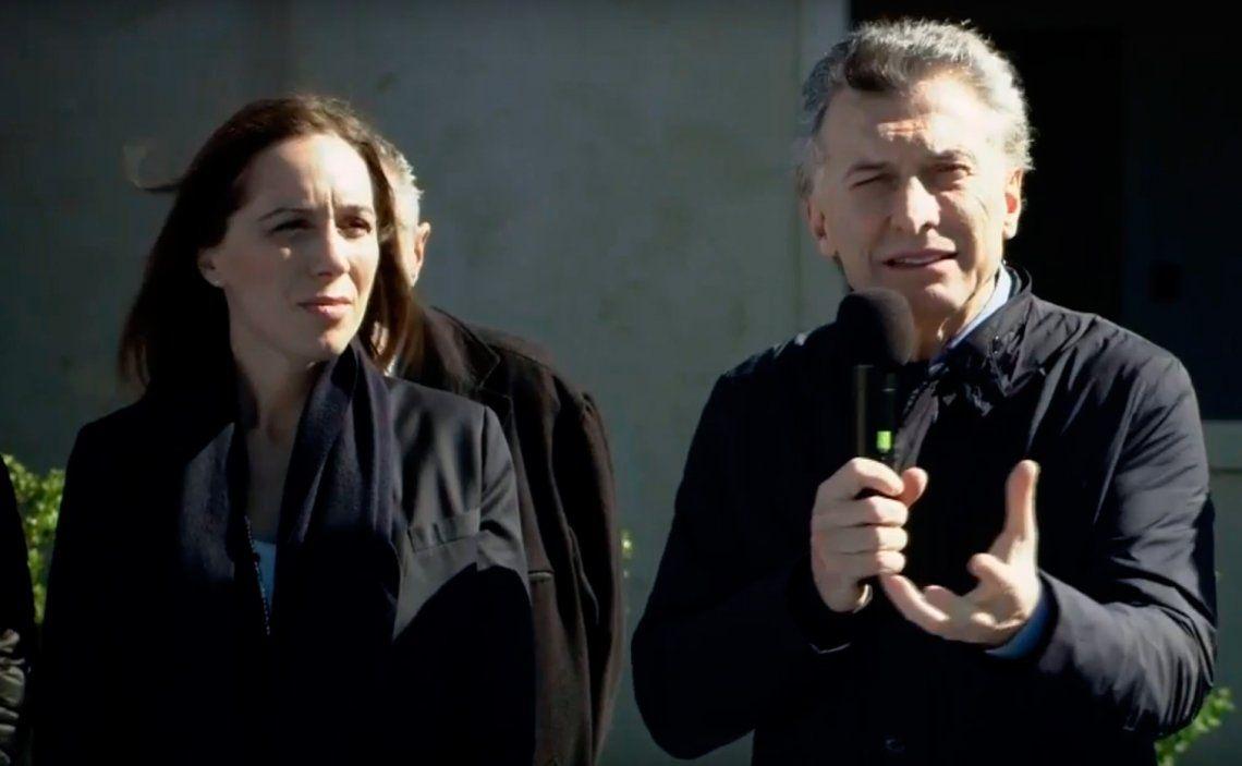 Macri con Vidal admitió que los impuestos son muy altos y que hay que bajarlos para poder crecer