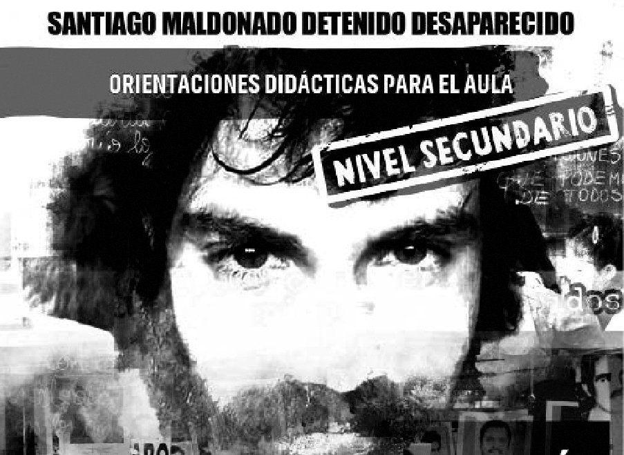 Así son los instructivos de Ctera sobre Santiago Maldonado: voces a favor y en contra