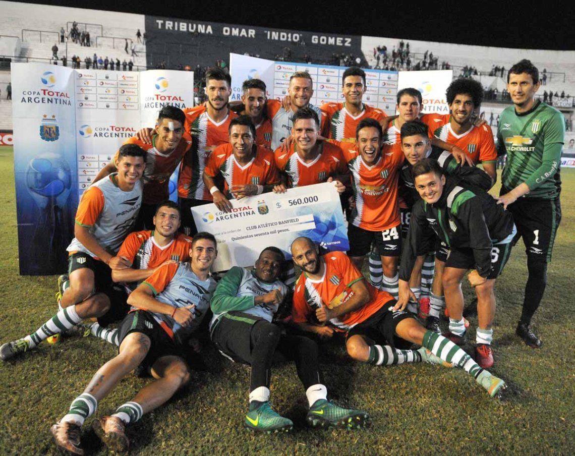 Banfield busca dar otro paso en la Copa Argentina