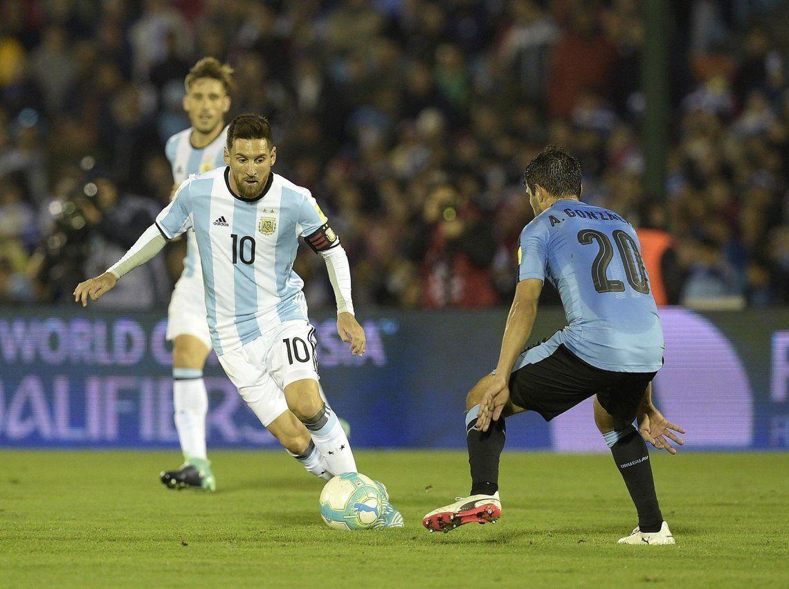 Argentina y Uruguay jugarían dos clásicos por la Copa Río de la Plata en noviembre