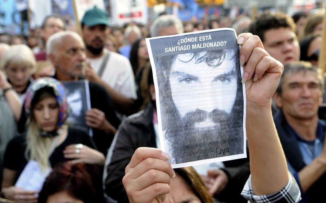 Santiago Maldonado: el Gobierno bloqueó una misión de la ONU
