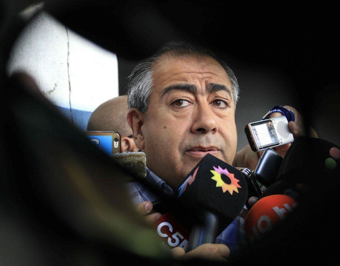 Daer sobre la marcha de Moyano: Es un enfrentamiento personal con el Gobierno después del romance