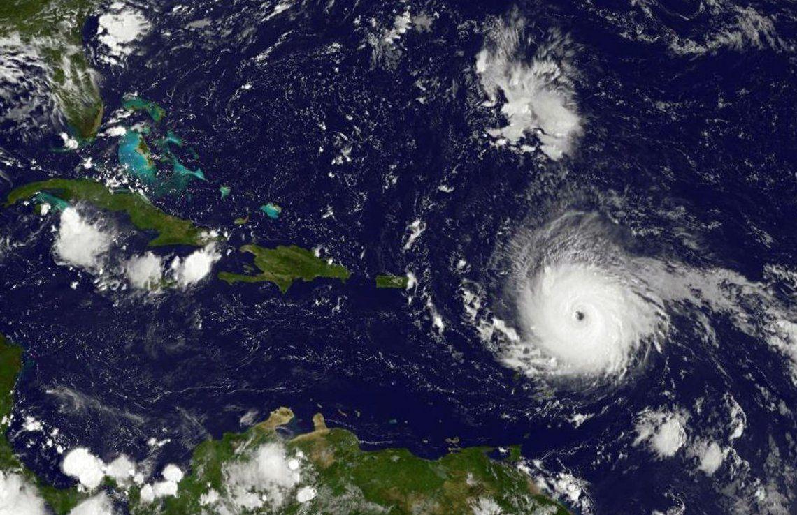 Irma: ¿Por qué los huracanes tienen nombre de persona?