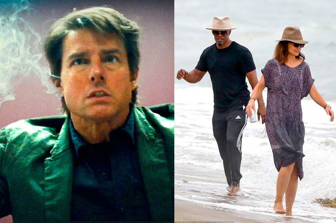 Tom Cruise, furioso por el romance oculto de su ex esposa
