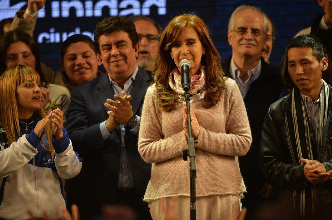 Cristina Kirchner dará una conferencia de prensa en el Congreso