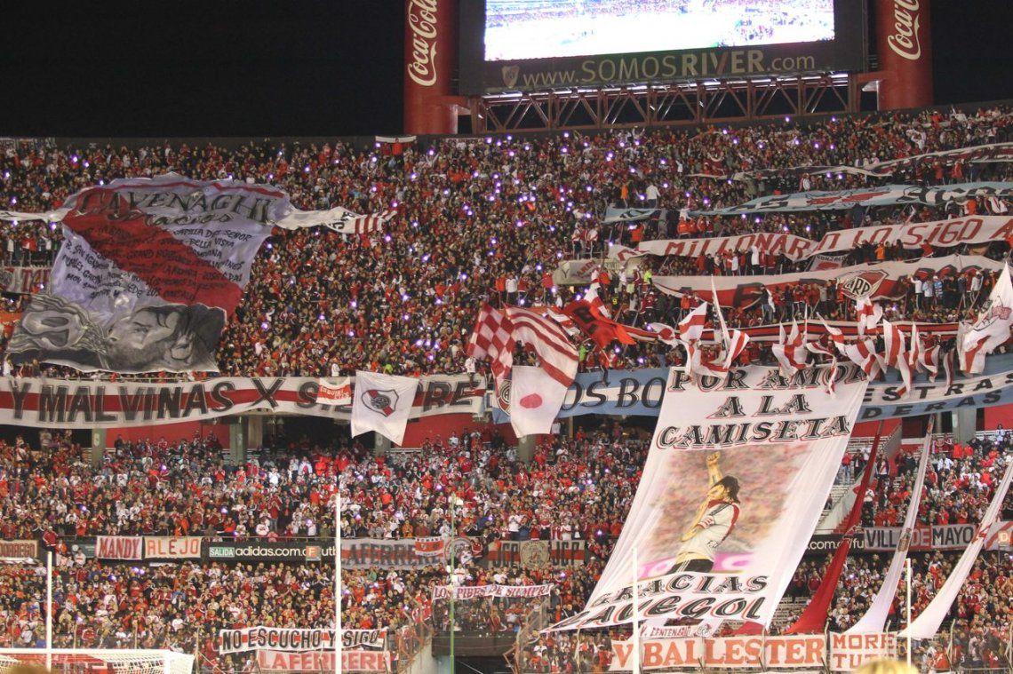 Según una encuesta mundial, River es el mejor club de sudamérica