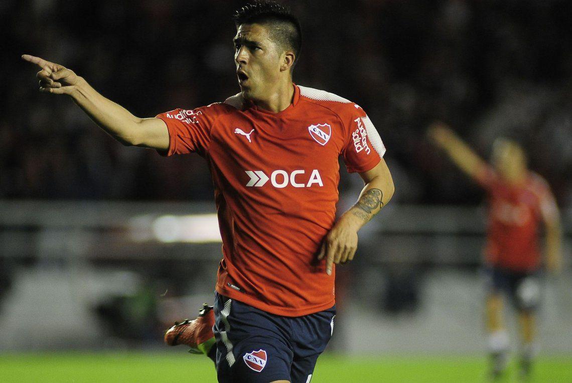 Independiente avanzó en la Copa en una noche que tuvo de todo