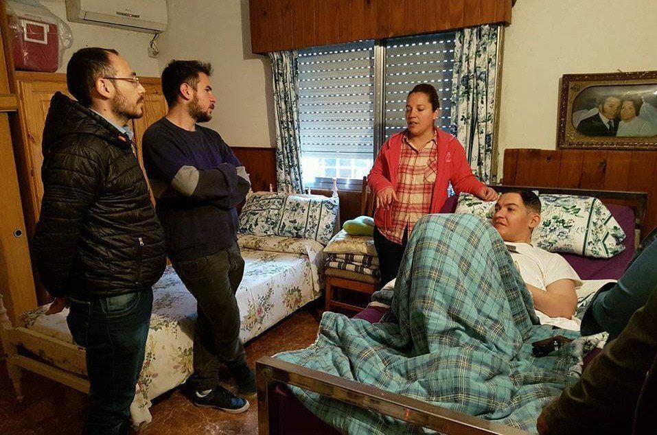 PAMI otorgó prótesis craneal que necesitaba vecino de Villa Centenario