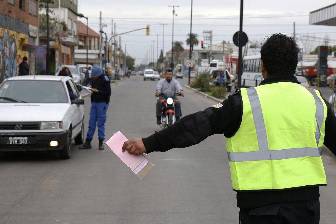 Multas de tránsito: las infracciones al volante duelen cada vez más en el bolsillo