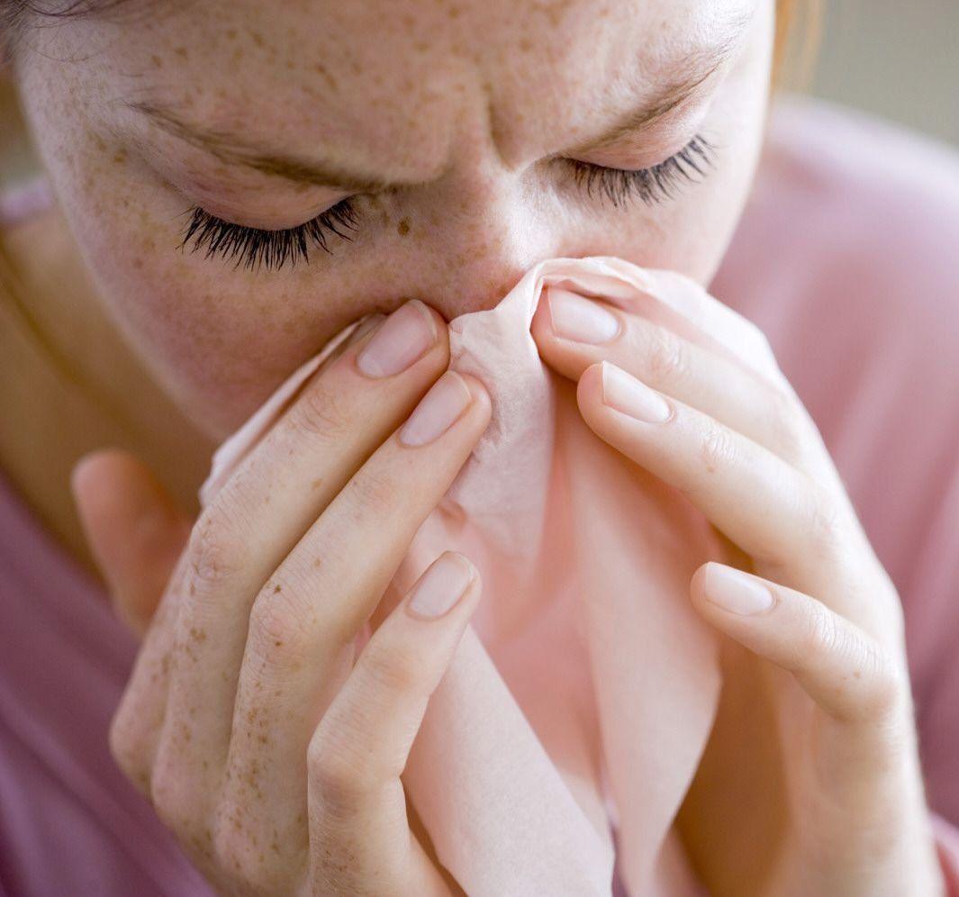 Se intensifican los cuadros de rinitis crónica y asma bronquial en primavera