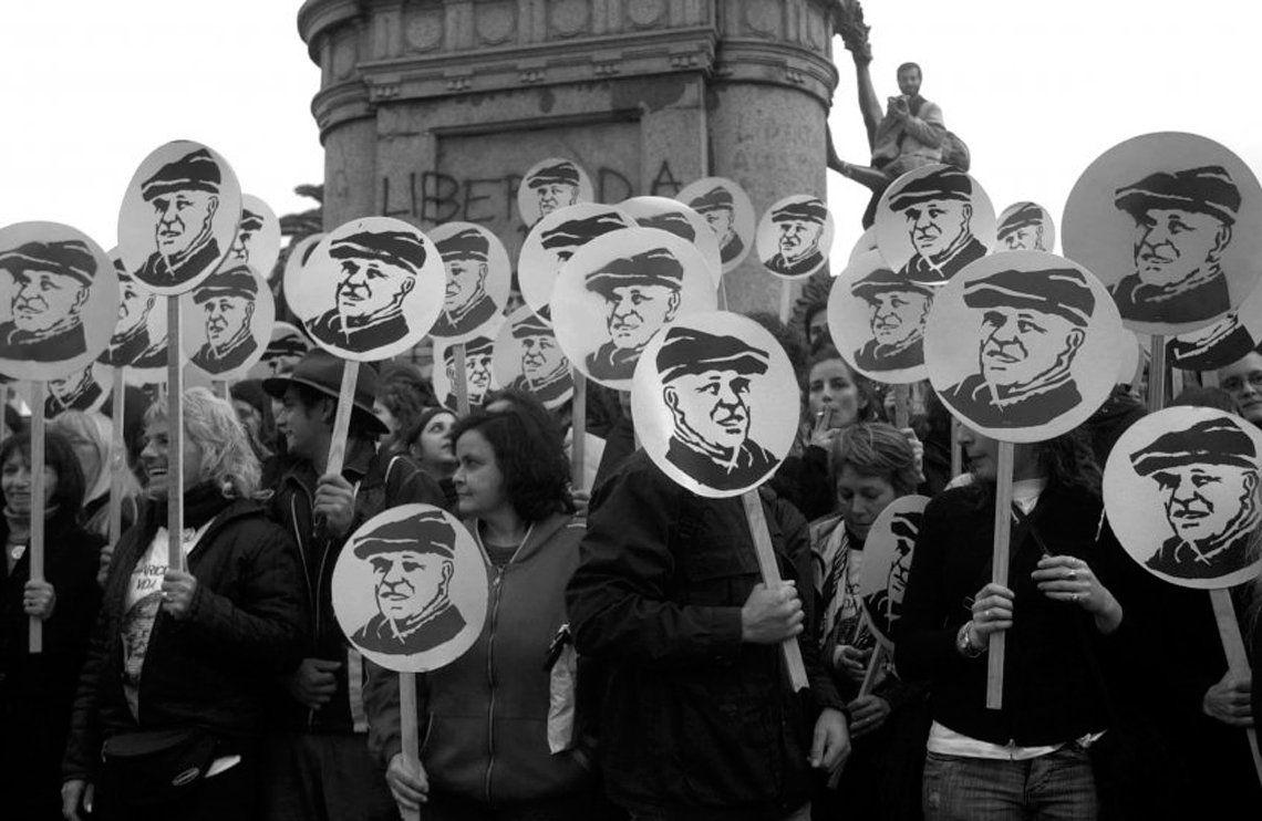 Julio López: el desaparecido perpetuo