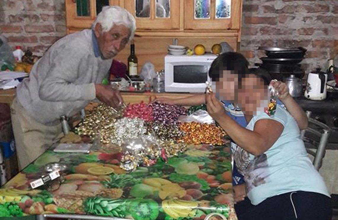El abuelo de los caramelos, el jubilado que era esclavizado y logró escapar