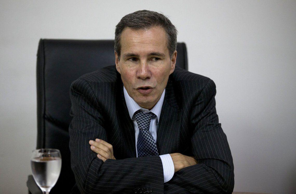 dEl fallecido fiscal Alberto Nisman.