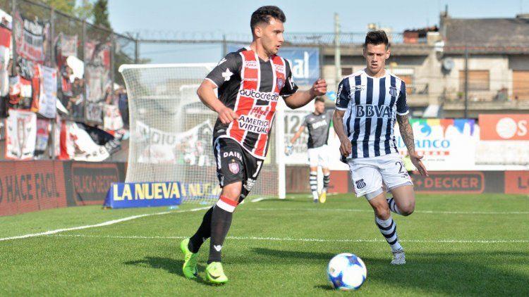 Talleres le ganó a Chacarita en San Martín con un golazo