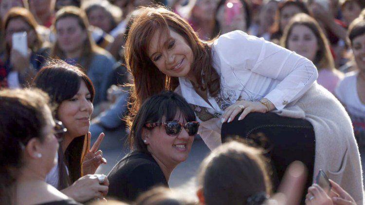 Cristina en Ensenada: Vamos a volver a construir el país de los sueños