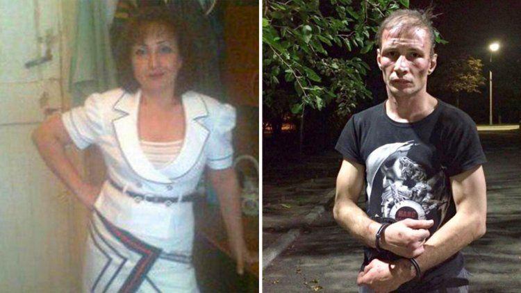 Rusia: arrestan a una pareja de caníbales
