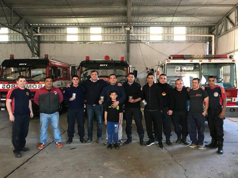 Delegación de bomberos, a punto de viajar a México