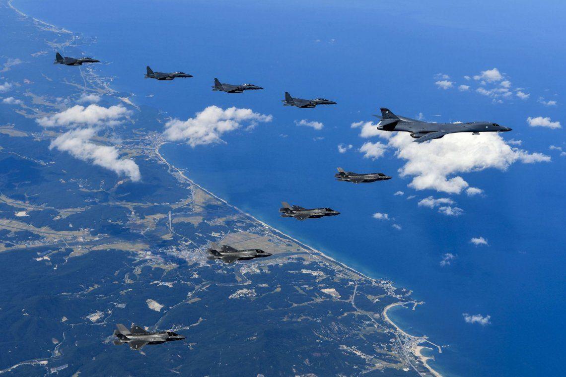 """dFrente a los dichos, Estados Unidos remarcó que está preparado para ofrecer """"opciones"""" militares."""