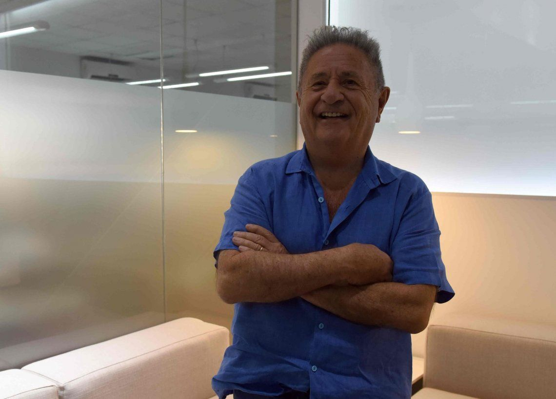 Eduardo Duhalde: Estamos a un paso del que se vayan todos