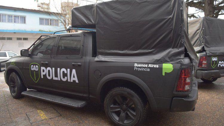 La Plata: robaron un arsenal de la Policía Bonaerense