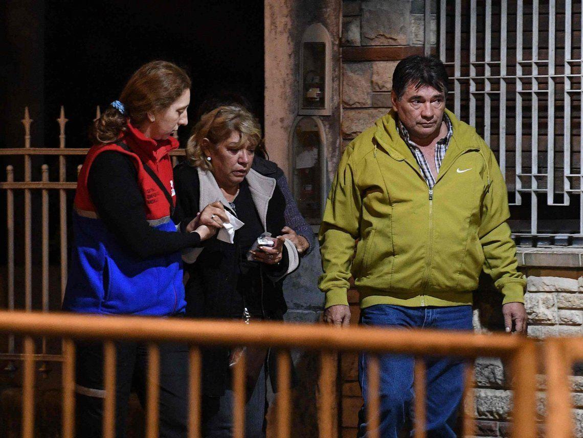 Caso Araceli Fulles: un testigo fue amenazado por uno de los liberados