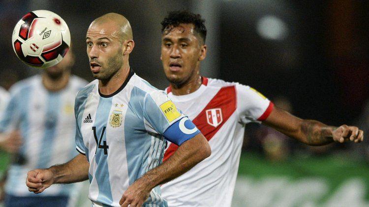 Las populares para Argentina-Perú se agotaron en 20 minutos