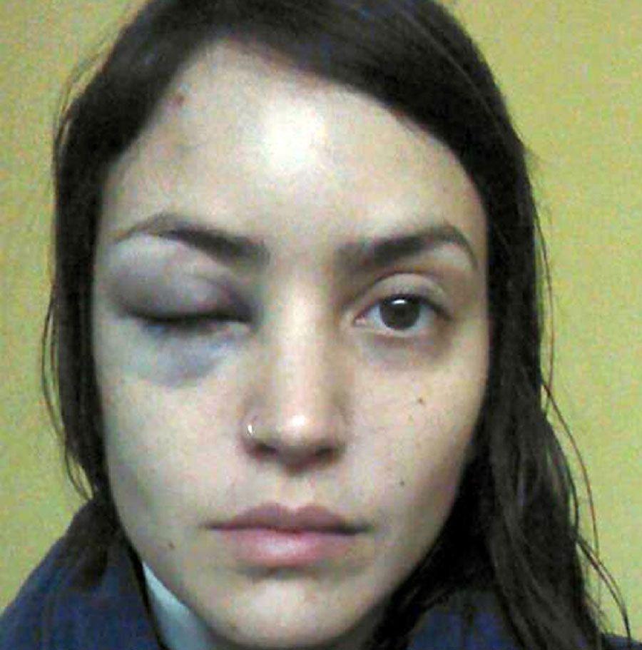 Detuvieron al hombre que agredió a una joven a metros de la 9 de Julio