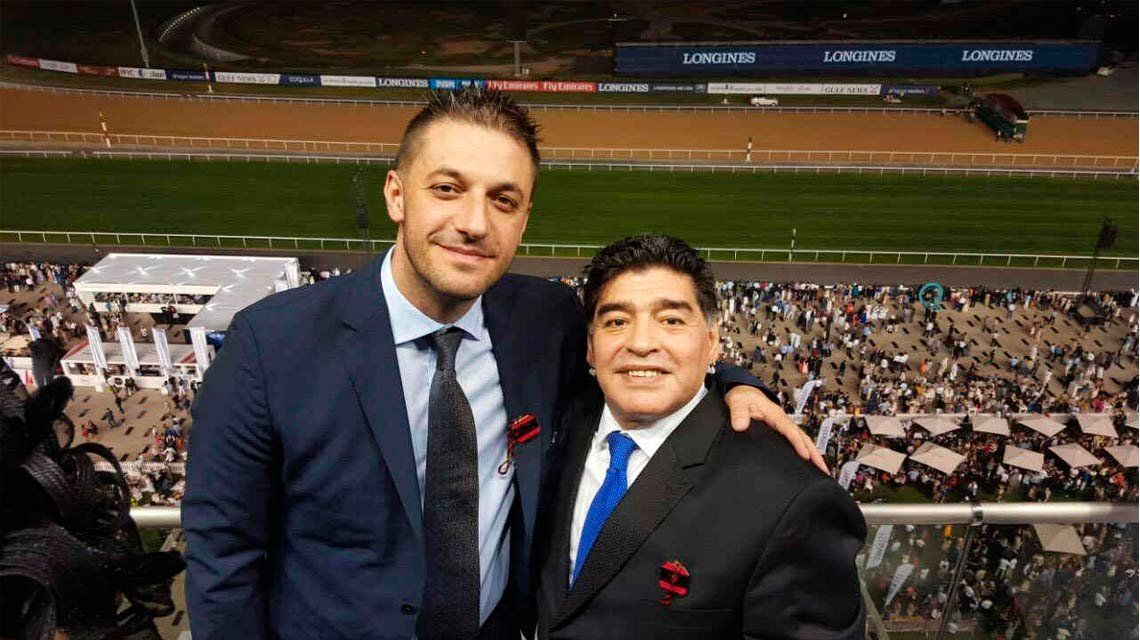 Matías Morla desmintió que Diego Maradona padezca Alzheimer