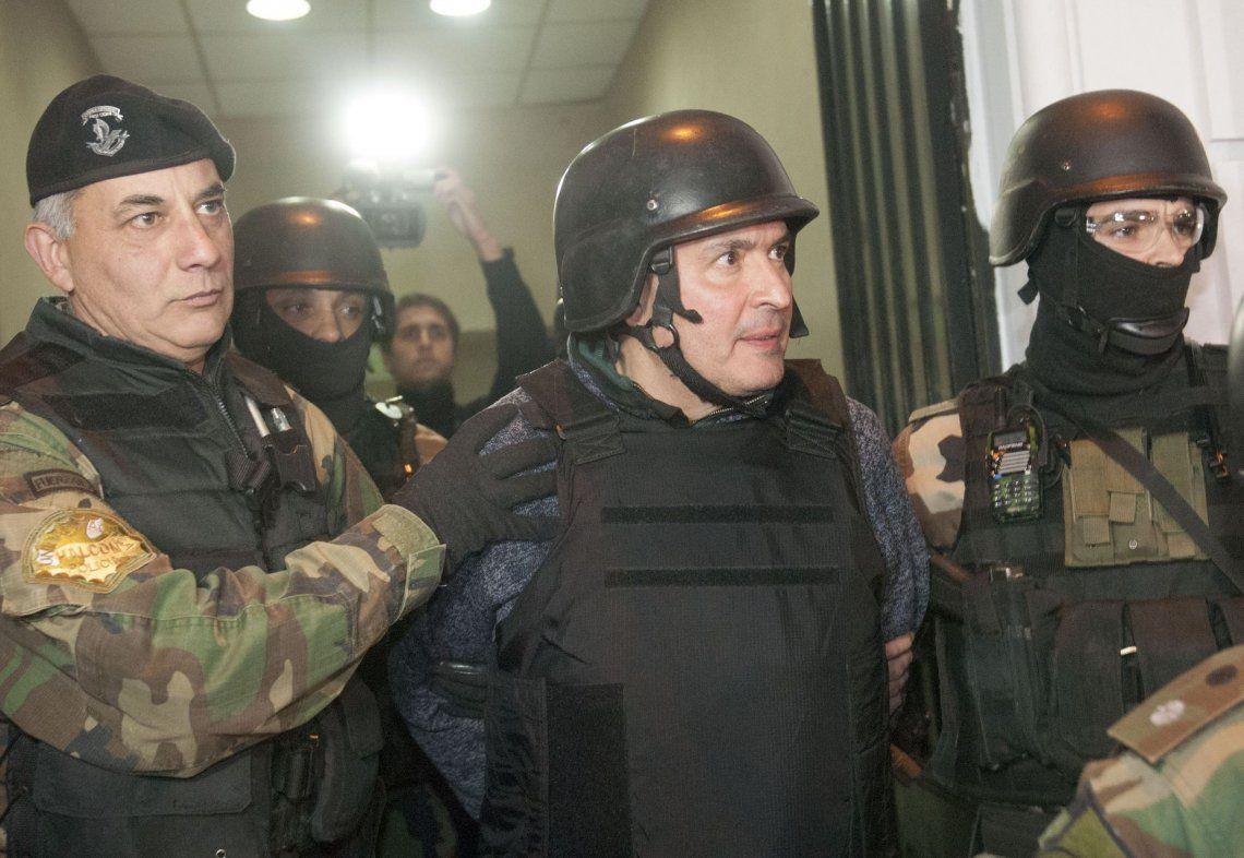 A José López lo juzgará el mismo Tribunal que sobreseyó a Boudou