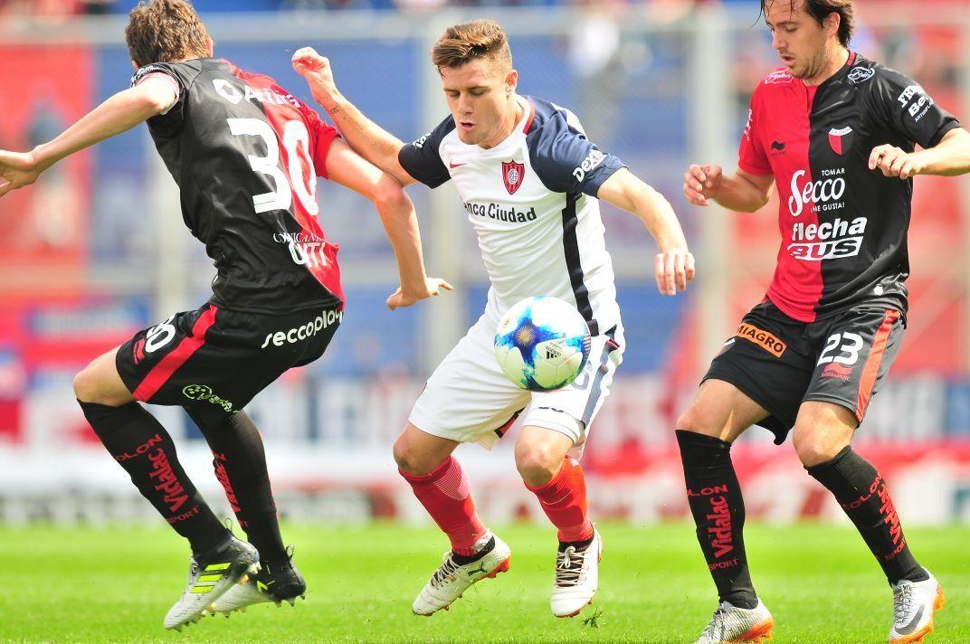 Colón - San Lorenzo: el jueves definen si se juega tras los problemas de salud de los jugadores sabaleros