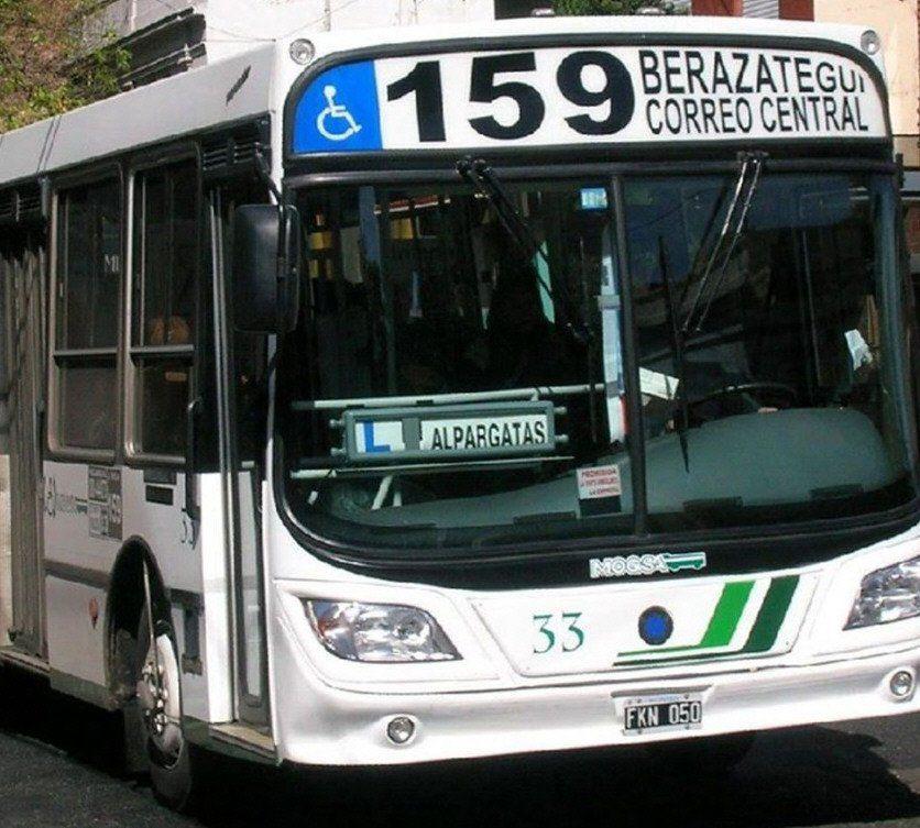 Hay 450 asaltos a pasajeros de colectivos por hora