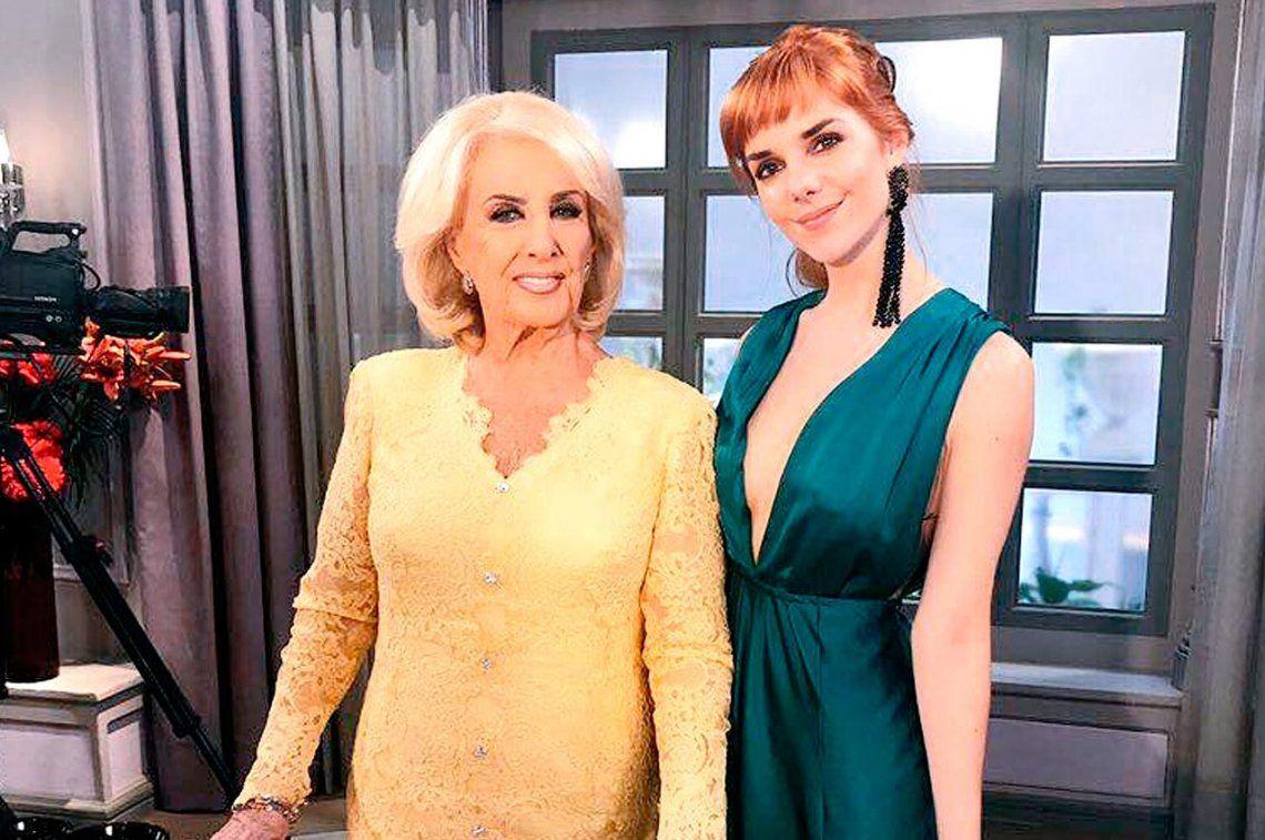 Julieta Nair Calvo negó un supuesto romance con Adrián Suar