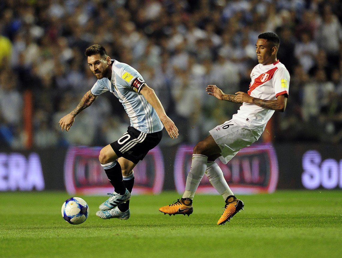 Messi: Para nosotros es más difícil jugar de local que de visitante