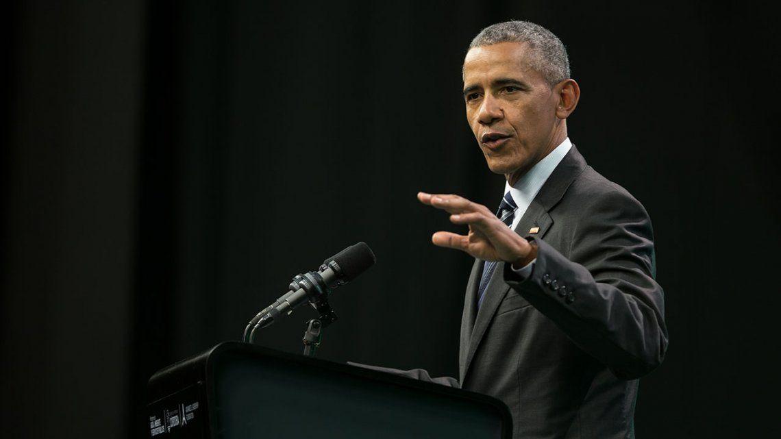 Del respaldo a Macri al cambio climático: las principales frases de Obama en Argentina