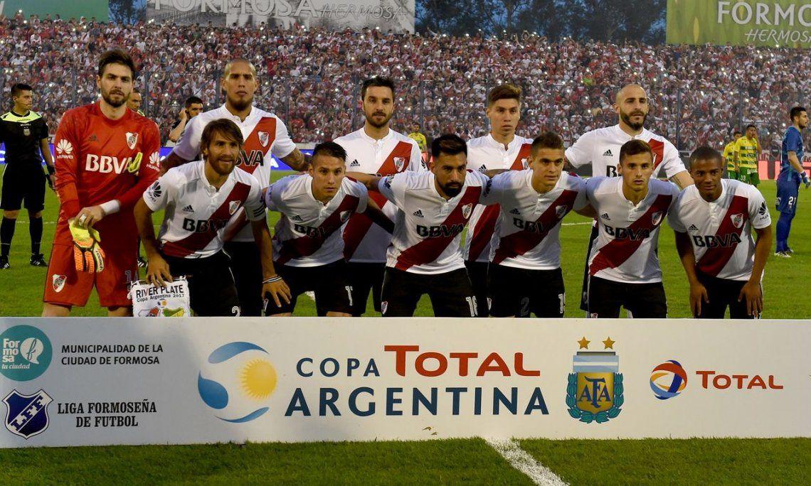 La Copa Argentina parece un regalo del cielo para River  4d34298b29a4f